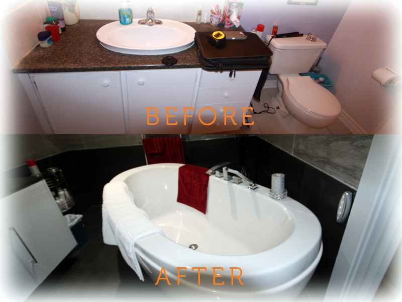 fix It 2 Sell It bathroom example 6