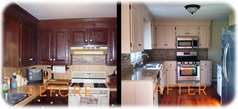Fix It 2 Sell It kitchen example 2
